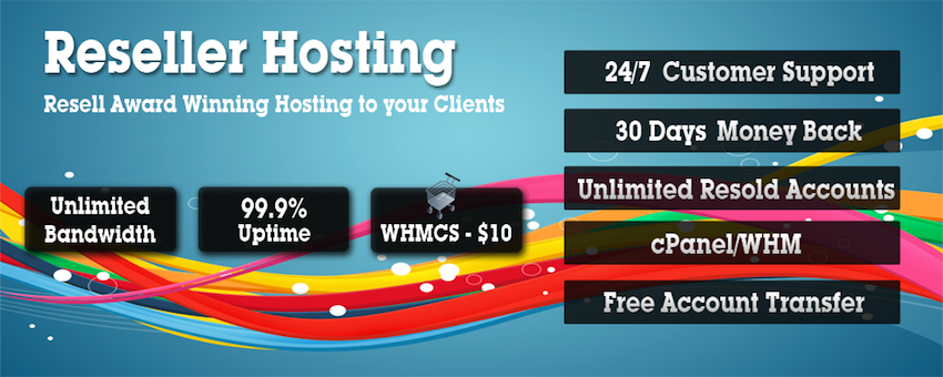 Reseller Hosting :: Sell hosting to your others
